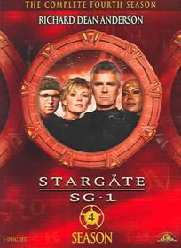 Stargate Sg 1:Season 4 - (Region 1 Import DVD)