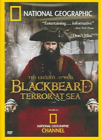 Blackbeard:Terror at Sea - (Region 1 Import DVD)
