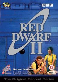 Red Dwarf Series 2 (2 Disc Set) - (DVD)