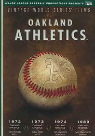 Oakland A's - (Region 1 Import DVD)