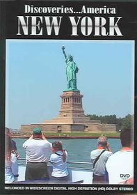Discoveries America:New York - (Region 1 Import DVD)