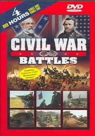 Civil War Battles - (Region 1 Import DVD)