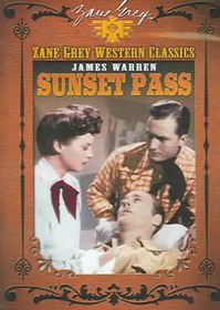 Sunset Pass - (Region 1 Import DVD)