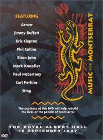 Music For Montserrat - Various Artists (DVD)