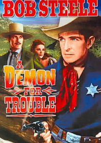 Demon for Trouble/Matt Clark Railroad Detective Meets Johnny Ringo - (Region 1 Import DVD)