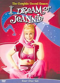 I Dream Of Jeannie - The Complete Second Season - (Region 1 Import DVD)