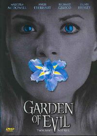 Garden of Evil - (Region 1 Import DVD)