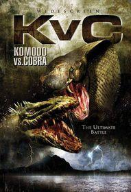 KvC: Komodo vs. Cobra - (Region 1 Import DVD)