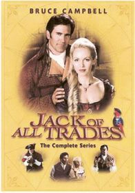 Jack of All Trades: The Complete Series - (Region 1 Import DVD)