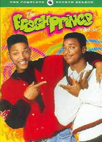 Fresh Prince of Bel-Air - The Complete Fourth Season - (Region 1 Import DVD)