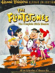 Flintstones:Complete Sixth Season - (Region 1 Import DVD)