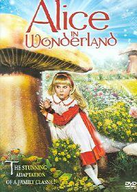 Alice in Wonderland - (Region 1 Import DVD)
