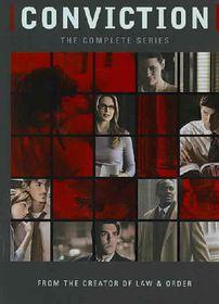 Conviction:Complete Series - (Region 1 Import DVD)