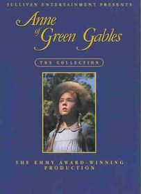 Anne of Green Gables Trilogy Box Set (Region 1 Import DVD)