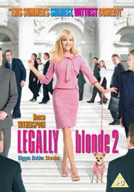 Legally Blonde 2 - (Import DVD)