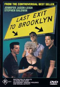 Last Exit to Brooklyn - (DVD)