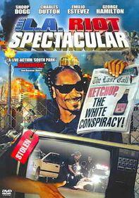 La Riot Spectacular - (Region 1 Import DVD)