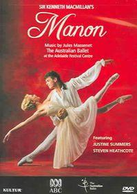 Manon (Australian Ballet) - (Region 1 Import DVD)