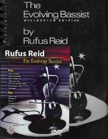 Rufus Reid Evolving Bass - (Region 1 Import DVD)