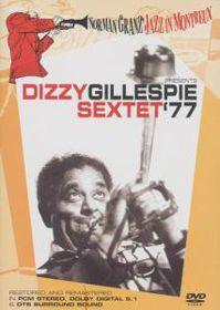 Gillespie, Dizzy: Norman Granz' Jazz Montreux (DVD)