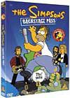 The Simpsons - Backstage Pass - (DVD)
