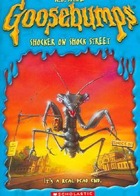 Goosebumps:Shocker on Shock Street - (Region 1 Import DVD)