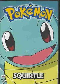 Pokemon 10th Anniversary Edition - Vol. 4: Squirtle - (Region 1 Import DVD)