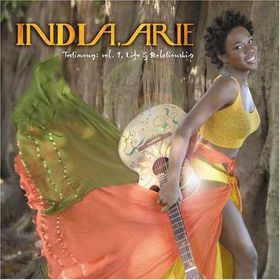 India Arie - Testimony: Vol.1 Life & Relationship (CD)