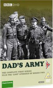 Dad's Army-Series 1 & 2 (2 Discs) - (Import DVD)