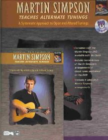 Martin Simpson Teaches Alternate Tunings - (Region 1 Import DVD)