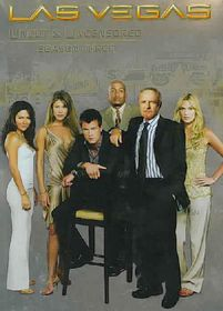 Las Vegas:Season Three (Uncut & Uncensored) - (Region 1 Import DVD)