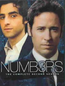 Numb3rs:Complete Second Season - (Region 1 Import DVD)