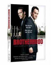 Brotherhood:Complete First Season - (Region 1 Import DVD)