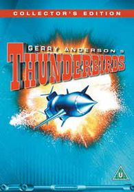 Thunderbirds Movies Box Set - (Import DVD)
