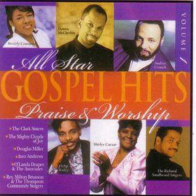 All Star Gospel Hits Vol 1 - Praise & Worship - Various Artists (CD)