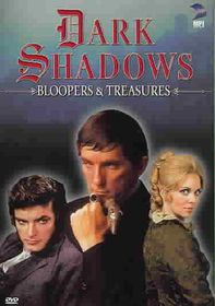 Dark Shadows Bloopers & Treasures - (Region 1 Import DVD)