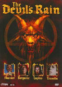 Devil's Rain - (Region 1 Import DVD)