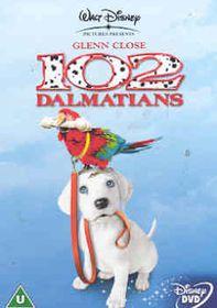 102 Dalmatians - (Import DVD)
