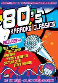80S Karaoke Classics - (Import DVD)