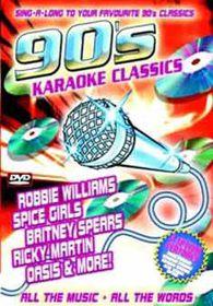 90S Karaoke Classics - (Import DVD)