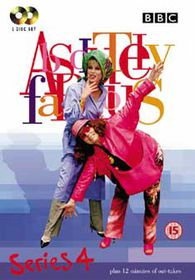 Absolutely Fabulous - Series 4 - (Import DVD)