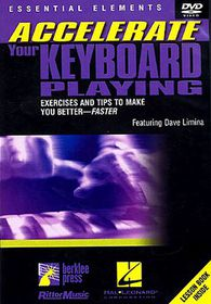 Accelerate Keyboard Playing - (Import DVD)