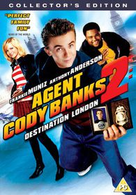 Agent Cody Banks 2 - (Import DVD)