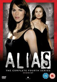 Alias - Series 4 - (Import DVD)
