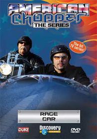 American Chopper-Race Car (From Series 1) - (Import DVD)