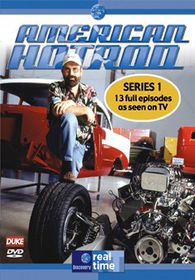 American Hot Rod Eps.1-13 (4 Discs) - (Import DVD)
