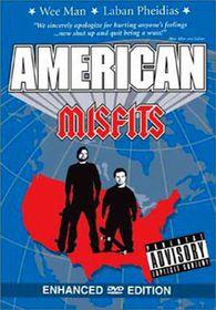 American Misfits - (Import DVD)