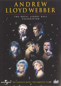 Andrew Lloyd Webber: The Royal Albert Hall Celebration (Import DVD)