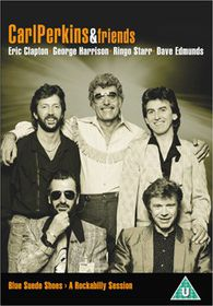 Carl Perkins & Friends - (Import DVD)