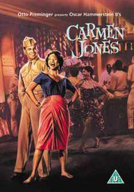 Carmen Jones - (Import DVD)